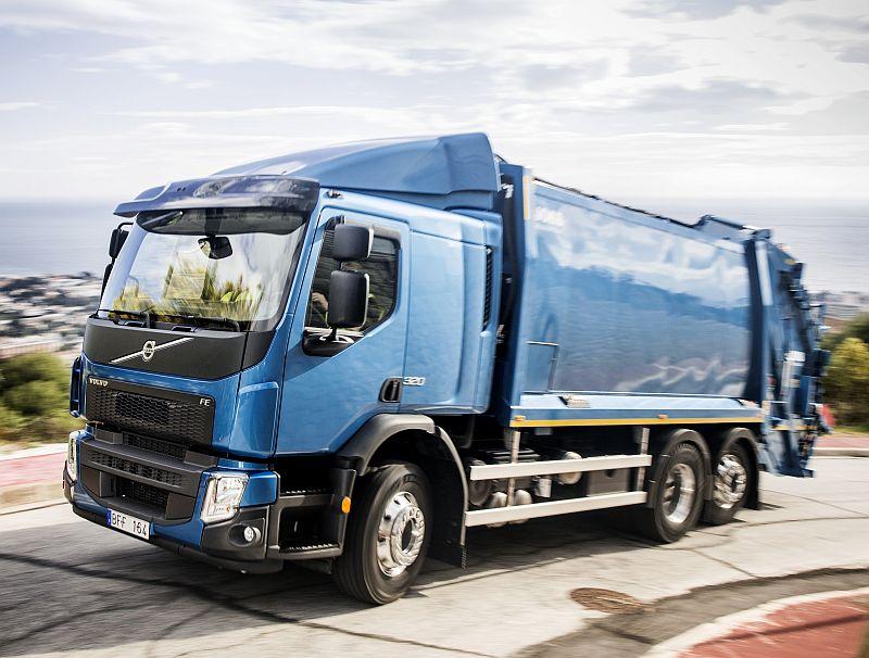 עדכני וולוו מעדכנת את דגמי ה-FL וה-FE | חדשות משאיות, מסחריות וטנדרים XR-71